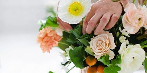 FLORAL ARRANGING WORKSHOP