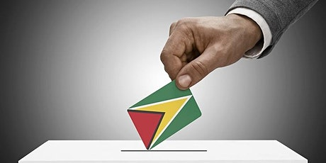 GUYANA ELECTION QUESTION TIME, chaired by John Mair. tickets
