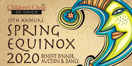 Spring Equinox Dinner, Auction & Dance!