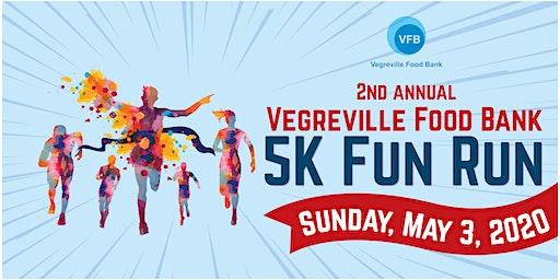 2nd Annual Vegreville Food Bank 5k Fun Run