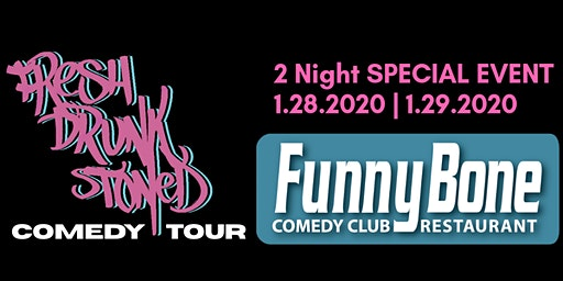 FREE TICKETS | VIRGINIA BEACH FUNNY BONE 1/29 | Stand Up Comedy Show