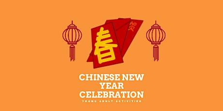 YAA! Chinese New Year Celebration tickets