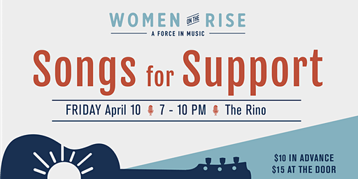 Songs for Support: A Women on the Rise Fundraising Event