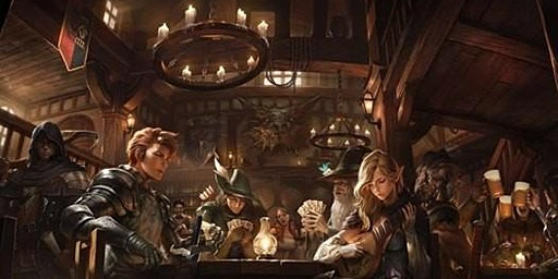 Epic D&D: Last Orders at the Yawning Portal