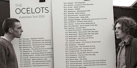 The Ocelots (IRL), Jess Saphr & Anna Smyrk tickets