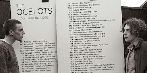 The Ocelots (IRL), Jess Saphr & Anna Smyrk