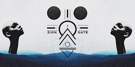 Ziongate tickets