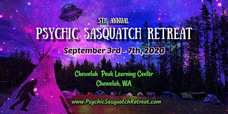 2020 Psychic Sasquatch Retreat tickets