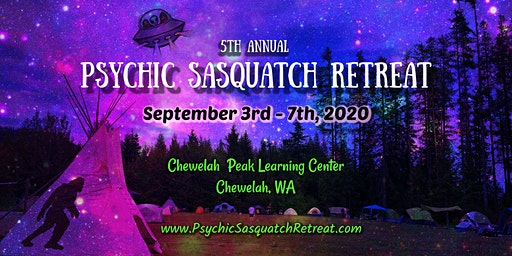 2020 Psychic Sasquatch Retreat