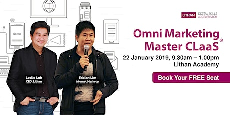 Omni Marketing Master CLaaS® tickets
