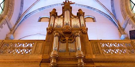 Organum Imperiale : J.B. Robin, Chateau de Versailles tickets