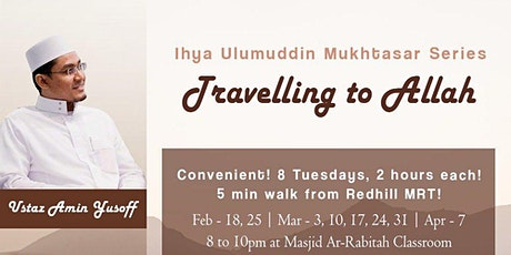 Ihya Ulumuddin Mukhtasar tickets