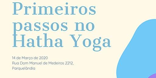 Primeiros Passos no Hatha Yoga