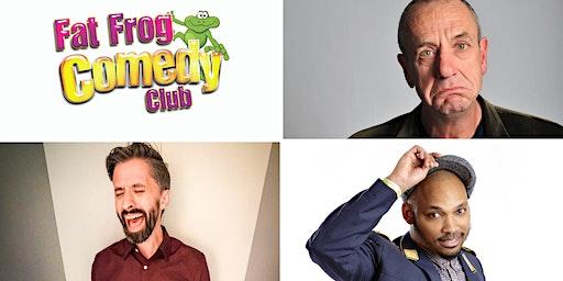 Fat Frog Comedy with Arthur Smith & Julian Deane