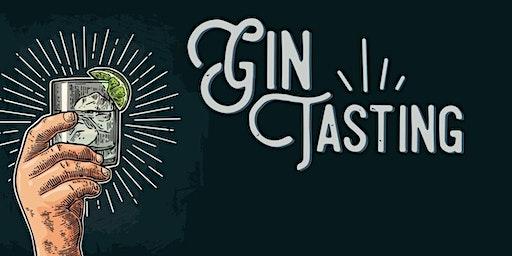 Gin Tasting Fundraiser Night