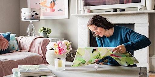 Make your own Lampshade with Anna Jacobs