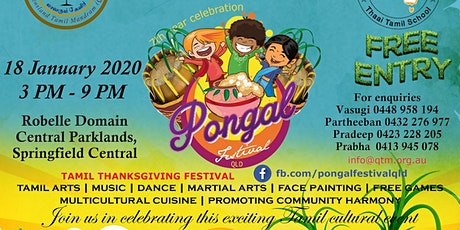 Pongal Festival QLD 2020 tickets