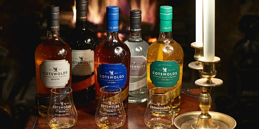 A Night with Cotswolds Distillery