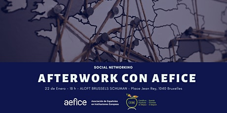 Afterwork with AEFICE (+CEBE) entradas