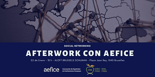 Afterwork with AEFICE (+CEBE)