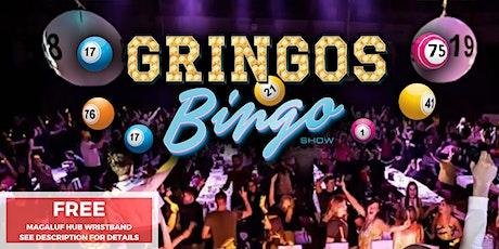 Gringos Bingo 2020 entradas