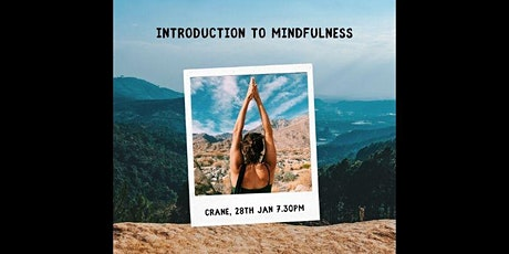 Free Class: Introduction to Mindfulness tickets