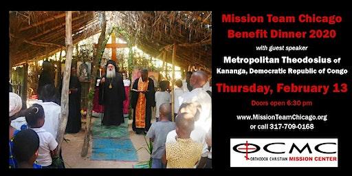 Mission Team Chicago Benefit Dinner 2020