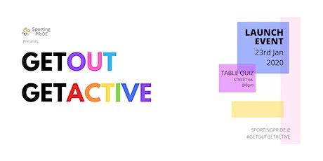 GetOut GetActive Fundraising Quiz tickets