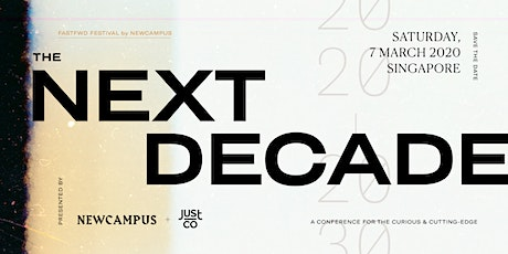FastFwd Festival by NewCampus: The Next Decade tickets