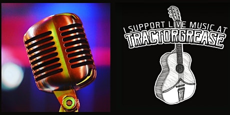 Friday Open Mic at Tractorgrease Cafe tickets