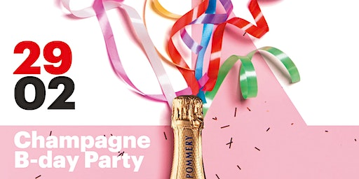 Champagne Birthday Party