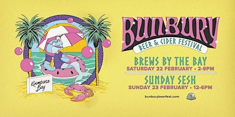 Bunbury Beer & Cider Festival tickets