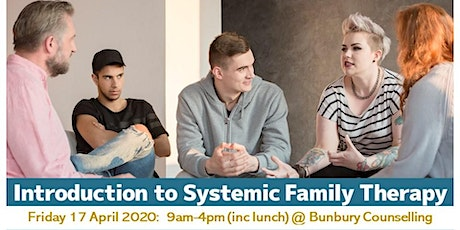 Introduction to Systemic Family Therapy Workshop tickets