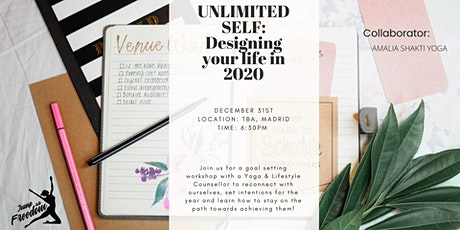 UNLIMITED SELF: Designing your life in 2020 tickets