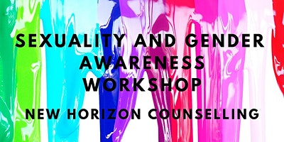 Sexuality & Gender Awareness CPD Workshop