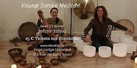 Voyage Sonore Méditatif Limonest billets