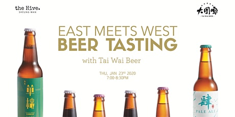 East Meets West Beer Tasting with Tai Wai Beer tickets