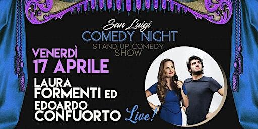 LAURA FORMENTI & EDOARDO CONFUORTO LIVE! - SPETTACOLO COMICO