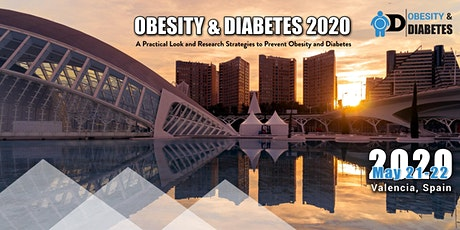 3rd International Conference on Obesity & Diabetes 2020 entradas