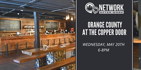 Network After Work Orange County at The Copper Door tickets
