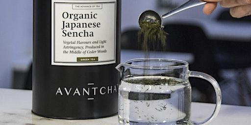 AVANTCHA TEA TASTING - Japanese Green Teas