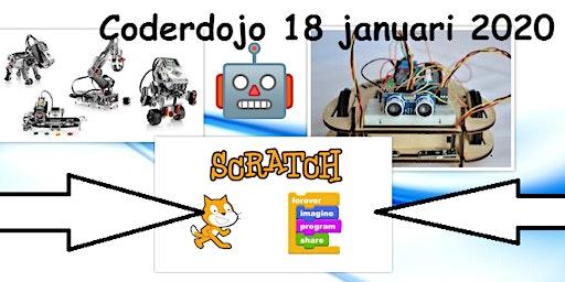 Coderdojo Nieuwerkerk sessie 1