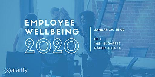 Employee wellbeing 2020-ban: elkerülhetetlen vagy csak buzzword?