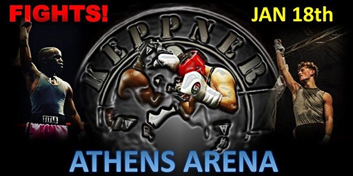 Saturday Night Fights Athens GA