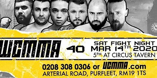 WCMMA 40 MARCH 14TH