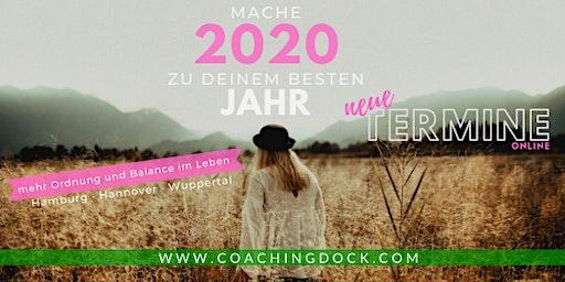 Bulletjournal 2020 - Mehr Ordnung und Balance im Leben -