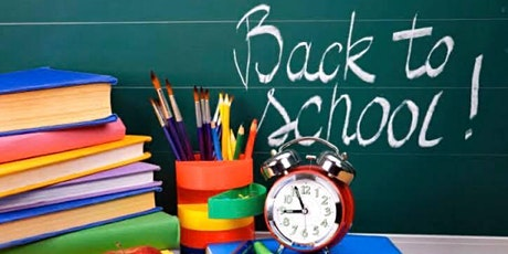 Back to School Make & Take tickets