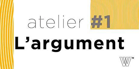 Les défis de l'entrepreneur par Matthieu Wildhaber  N°1 : argumenter Tickets