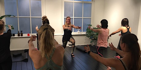 Barre(less) Booty with Ivett - Practice Connection tickets