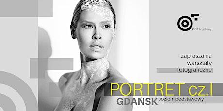 PORTRET cz.I _ warsztaty fotograficzne [poziom podstawowy] tickets